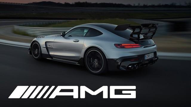 Lộ diện Mercedes-AMG GT R Black Series - Siêu xe đích thực, xoá bỏ dớp bị coi chỉ là xe thể thao - Ảnh 1.