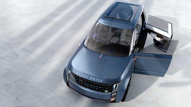 Land Rover sắp có thêm xe cho đại gia Việt thích chơi lớn, động cơ là điều đáng quan tâm - Ảnh 1.