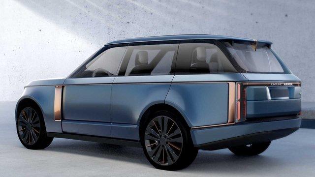Xem trước Range Rover thế hệ mới - Ước ao thay đổi sau gần 10 năm - Ảnh 2.