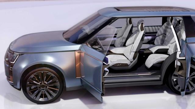 Xem trước Range Rover thế hệ mới - Ước ao thay đổi sau gần 10 năm - Ảnh 3.