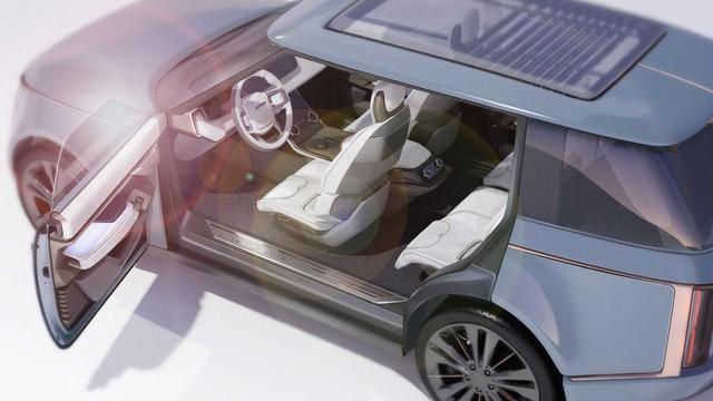 Xem trước Range Rover thế hệ mới - Ước ao thay đổi sau gần 10 năm - Ảnh 4.