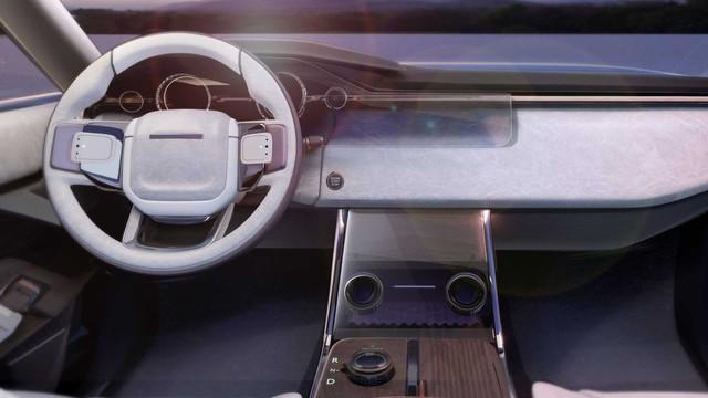 Xem trước Range Rover thế hệ mới - Ước ao thay đổi sau gần 10 năm - Ảnh 5.