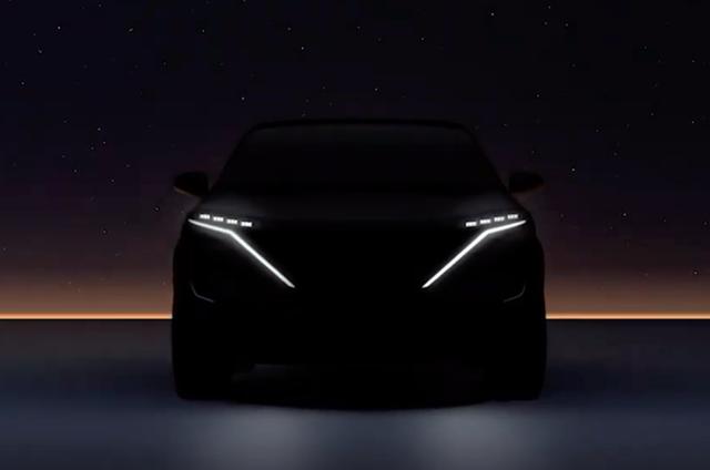 Đàn em Nissan X-Trail mang chất Lamborghini tung teaser cuối trước khi ra mắt giữa tuần này - Ảnh 4.