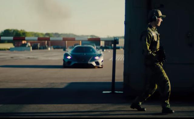 Rảnh rỗi mùa dịch, Koenigsegg lấy siêu xe ra làm phim - Ảnh 3.