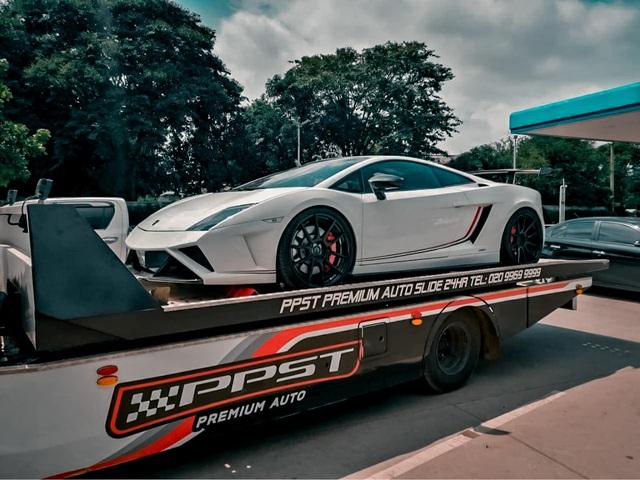 Thêm Lamborghini Gallardo về Việt Nam, nhiều khả năng thuộc phiên bản đặc biệt chỉ có 50 chiếc trên toàn thế giới - Ảnh 2.