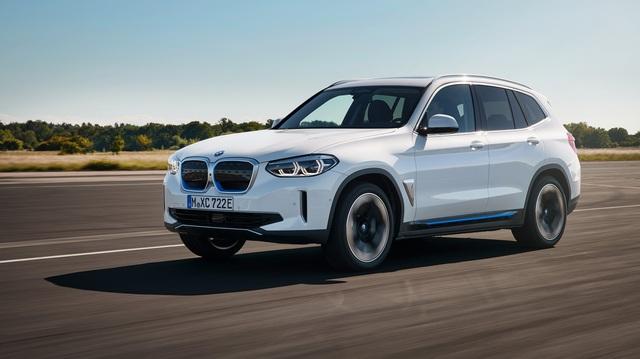 Ra mắt BMW iX3 - Chương sử SUV mới của BMW