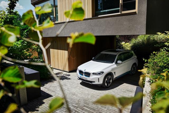 Ra mắt BMW iX3 - Chương sử SUV mới của BMW - Ảnh 5.