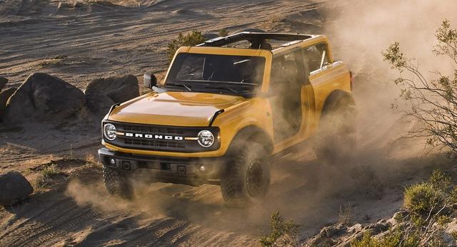 Ford Bronco chính thức chào sân: Trở lại để thống trị thị trường SUV off-road - Ảnh 2.