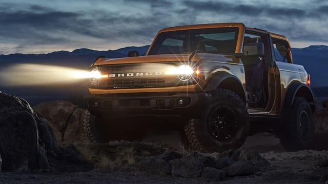 Ford Bronco sẽ có bản bán tải - Khi Ranger được offroad hoá