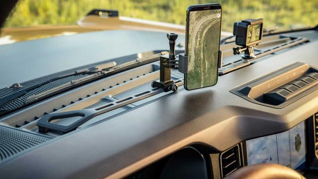 Săm soi chi tiết nội, ngoại thất Ford Bronco mới - Ảnh 5.