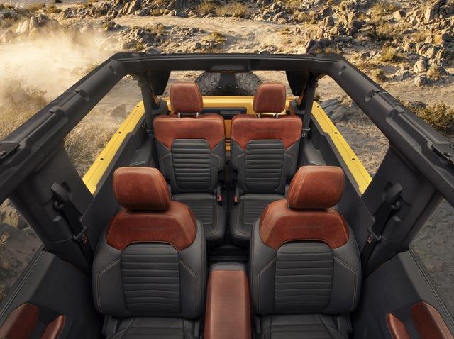 Ford Bronco chính thức chào sân: Trở lại để thống trị thị trường SUV off-road - Ảnh 9.