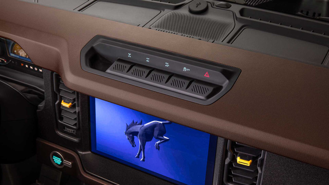 Săm soi chi tiết nội, ngoại thất Ford Bronco mới - Ảnh 10.