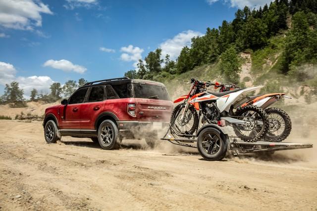 Ford Bronco Sport: Cỡ nhỏ nhưng sức không nhỏ - Ảnh 3.