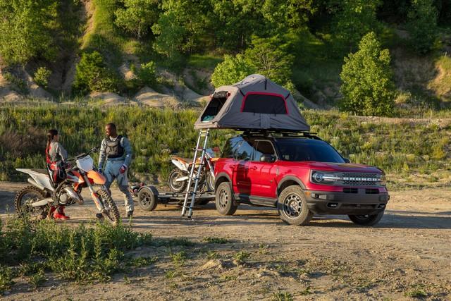 Ford Bronco Sport: Cỡ nhỏ nhưng sức không nhỏ - Ảnh 1.