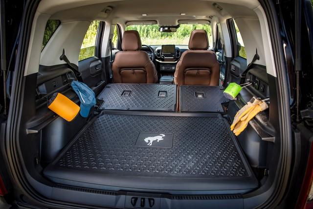 Ford Bronco Sport: Cỡ nhỏ nhưng sức không nhỏ - Ảnh 7.