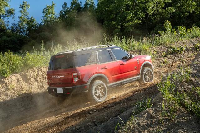 Ford Bronco Sport: Cỡ nhỏ nhưng sức không nhỏ - Ảnh 10.