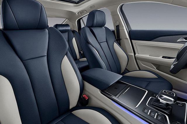 Đây là mẫu xe sang Hongqi dùng chung khung gầm Mazda6 vừa ra mắt tại Trung Quốc - Ảnh 4.