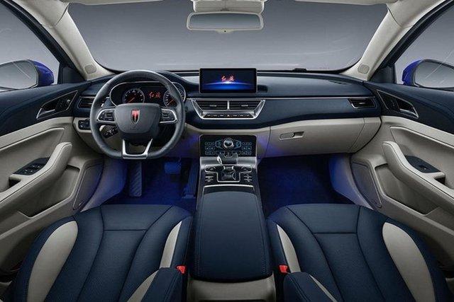Đây là mẫu xe sang Hongqi dùng chung khung gầm Mazda6 vừa ra mắt tại Trung Quốc - Ảnh 5.