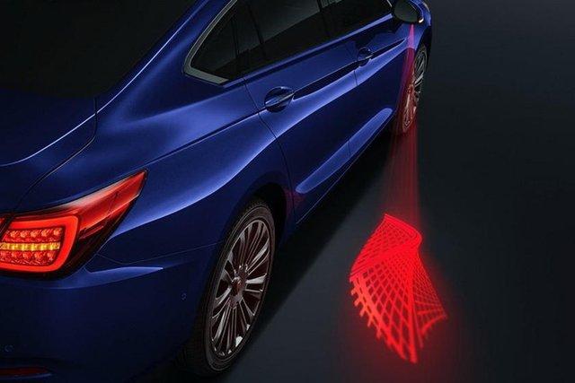 Đây là mẫu xe sang Hongqi dùng chung khung gầm Mazda6 vừa ra mắt tại Trung Quốc - Ảnh 2.