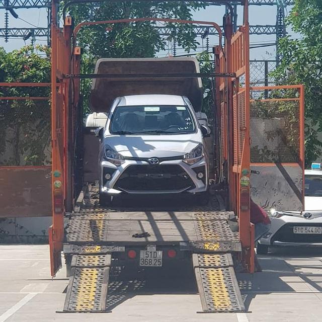 Toyota Wigo 2020 cập bến đại lý, lộ những trang bị hiện đại đấu Kia Morning và Hyundai Grand i10 - Ảnh 1.