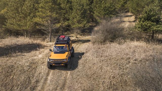 Ford Bronco chính thức chào sân: Trở lại để thống trị thị trường SUV off-road - Ảnh 7.