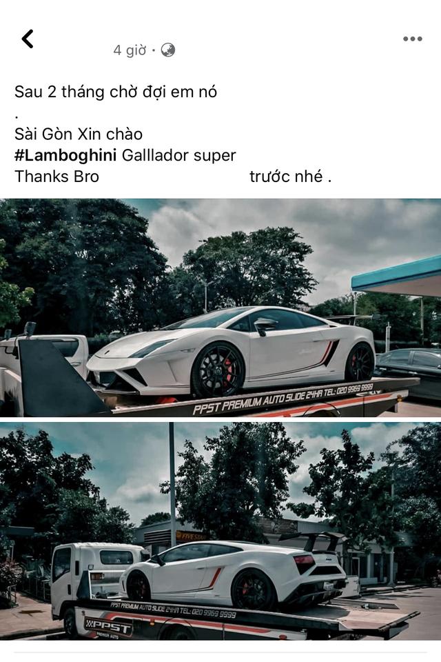 Thêm Lamborghini Gallardo về Việt Nam, nhiều khả năng thuộc phiên bản đặc biệt chỉ có 50 chiếc trên toàn thế giới - Ảnh 1.