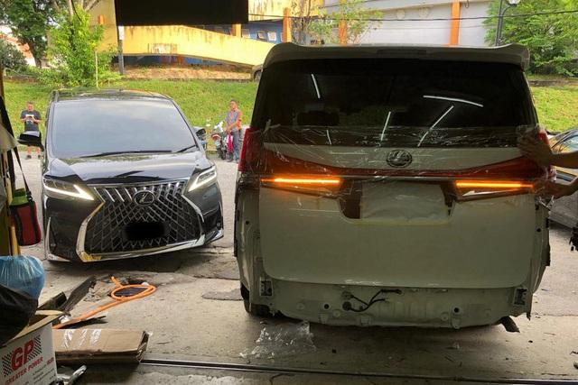 Rộ thú chơi độ Toyota Alphard giống y chang Lexus LM giá chục tỷ - Ảnh 3.