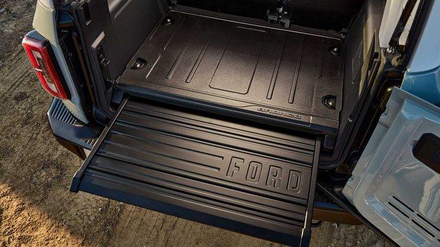 Khám phá 5 bí mật thú vị trên Ford Bronco vừa ra mắt - Ảnh 2.