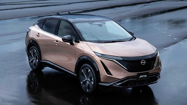 Ra mắt Nissan Ariya - SUV 5 chỗ hoàn toàn mới, nhỏ hơn X-Trail - Ảnh 5.
