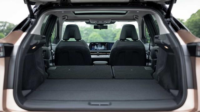 Ra mắt Nissan Ariya - SUV 5 chỗ hoàn toàn mới, nhỏ hơn X-Trail - Ảnh 9.