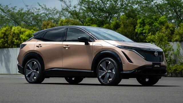 Ra mắt Nissan Ariya - SUV 5 chỗ hoàn toàn mới, nhỏ hơn X-Trail - Ảnh 1.