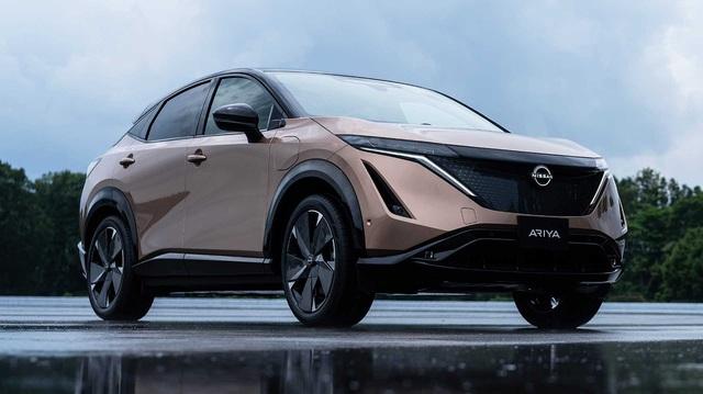 Ra mắt Nissan Ariya - SUV 5 chỗ hoàn toàn mới, nhỏ hơn X-Trail