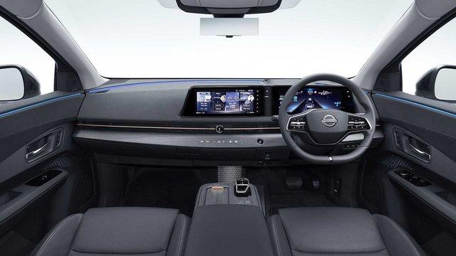 Ra mắt Nissan Ariya - SUV 5 chỗ hoàn toàn mới, nhỏ hơn X-Trail - Ảnh 6.