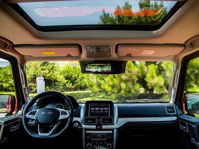 Rò rỉ hàng nhái phiên bản 3 cửa của Mercedes-Benz G-Class: Nóc xe dị gây chú ý - Ảnh 4.