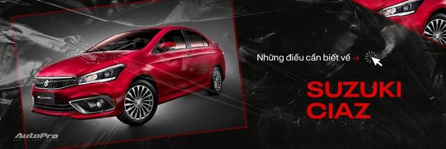 Đại lý tiết lộ trang bị mới trên Suzuki Ciaz 2020 kèm giá bán 529 triệu đồng cạnh tranh Toyota Vios - Ảnh 6.