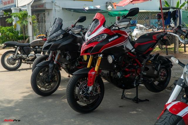 Dàn Ducati hơn 80 chiếc quy tụ tại Sài Gòn: Nhiều mô tô tiền tỷ xuất hiện - Ảnh 5.