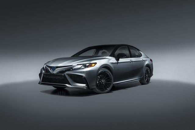 Ra mắt Toyota Camry 2021: Bổ sung công nghệ an toàn, đấu Honda Accord và Mazda6 - Ảnh 6.