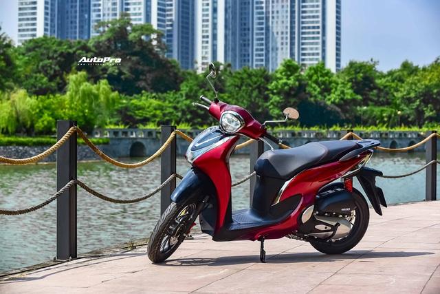 Honda SH Mode 2020 ra mắt tại Việt Nam: Nam tính hơn, giá từ 53,9 triệu đồng, bán ra 26/7 - Ảnh 8.