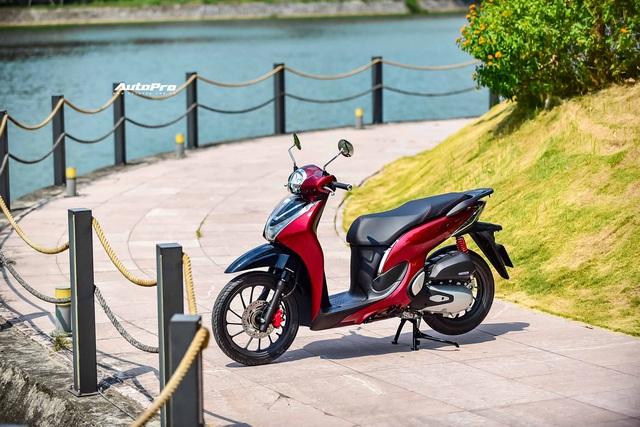 Honda SH Mode 2020 ra mắt tại Việt Nam: Nam tính hơn, giá từ 53,9 triệu đồng, bán ra 26/7 - Ảnh 1.