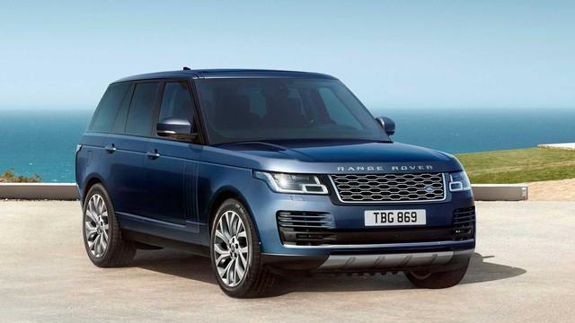 Ra mắt hàng loạt phiên bản mới của Range Rover - Không yêu khó phân biệt - Ảnh 1.