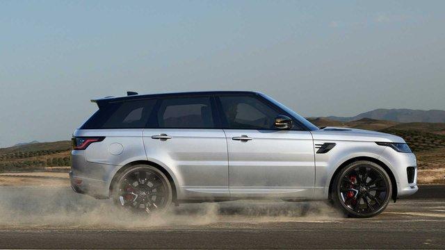 Ra mắt hàng loạt phiên bản mới của Range Rover - Không yêu khó phân biệt - Ảnh 2.