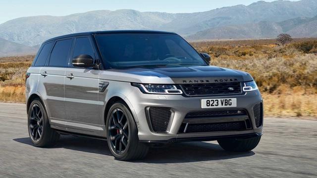Ra mắt hàng loạt phiên bản mới của Range Rover - Không yêu khó phân biệt