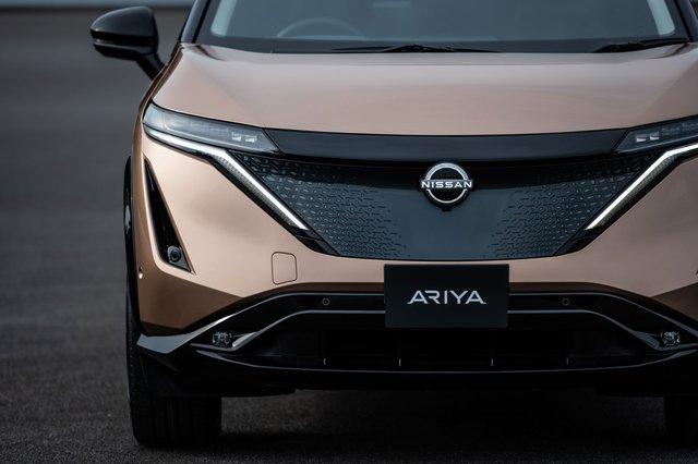 Nissan chính thức sử dụng logo mới - Ảnh 1.