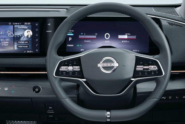 Nissan chính thức sử dụng logo mới - Ảnh 4.