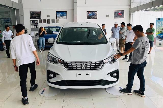 Suzuki Ertiga đại hạ giá: Chưa đến 460 triệu đồng, rẻ nhất phân khúc, tạo sức ép cho Mitsubishi Xpander - Ảnh 3.