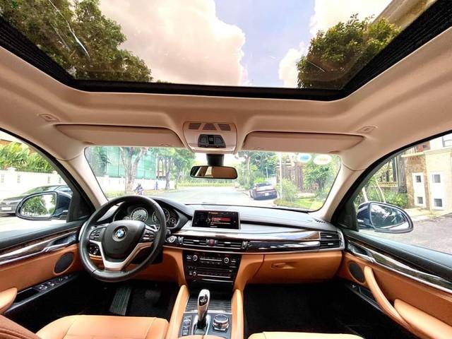 Cùng tầm giá 2,5 tỷ đồng, chọn BMW X6 2016 siêu lướt hay liều chọn ông hoàng giữ giá Lexus LX570 10 năm tuổi - Ảnh 4.
