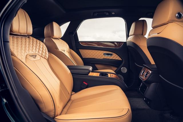 Bentayga 4 chỗ nâng cấp: Chuẩn siêu sang của Bentley lên tầm cao mới - Ảnh 2.