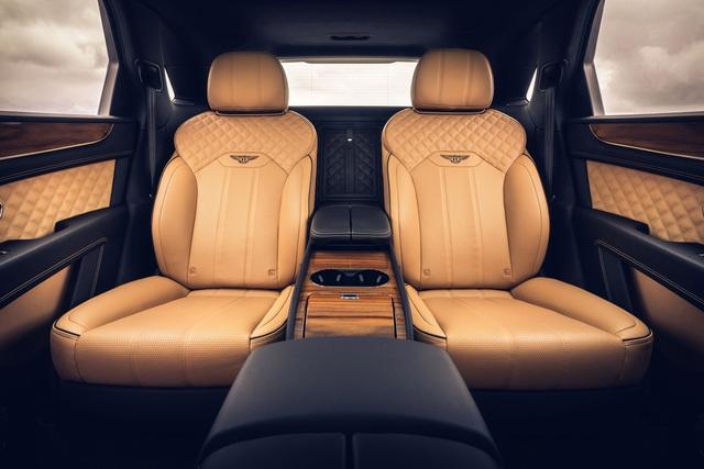 Bentayga 4 chỗ nâng cấp: Chuẩn siêu sang của Bentley lên tầm cao mới - Ảnh 3.