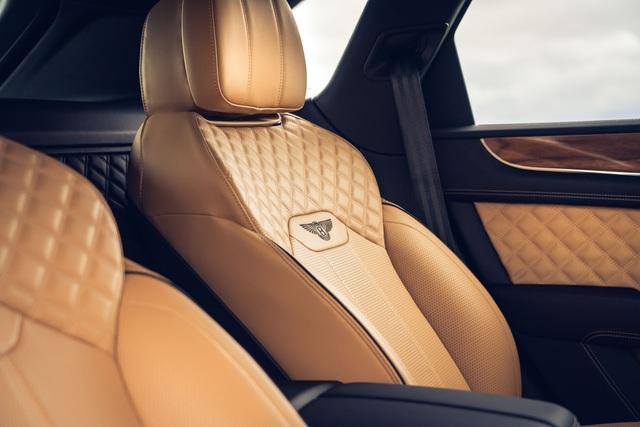 Bentayga 4 chỗ nâng cấp: Chuẩn siêu sang của Bentley lên tầm cao mới - Ảnh 4.