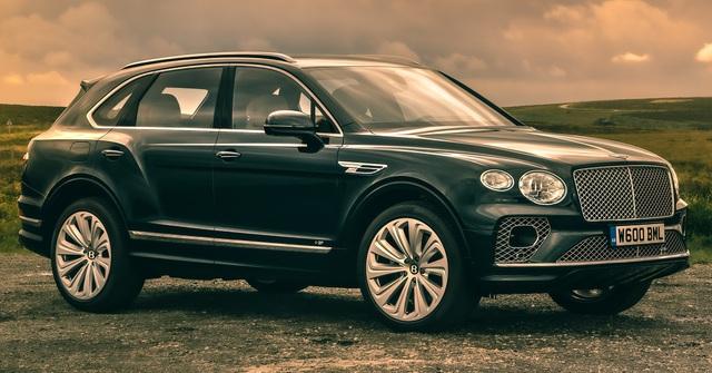 Bentayga 4 chỗ nâng cấp: Chuẩn siêu sang của Bentley lên tầm cao mới - Ảnh 1.